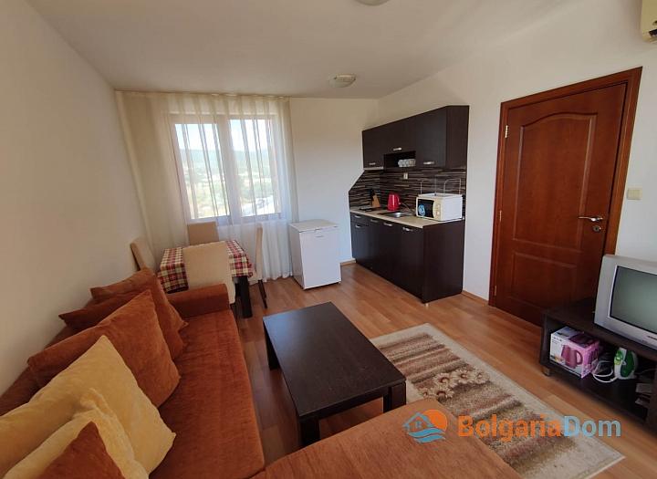 Недорогая двухкомнатная квартира в Солнечном Береге. Фото 2