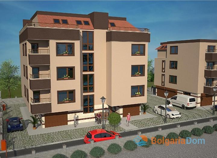 Квартиры в новостройке в Сарафово - для ПМЖ. Фото 3