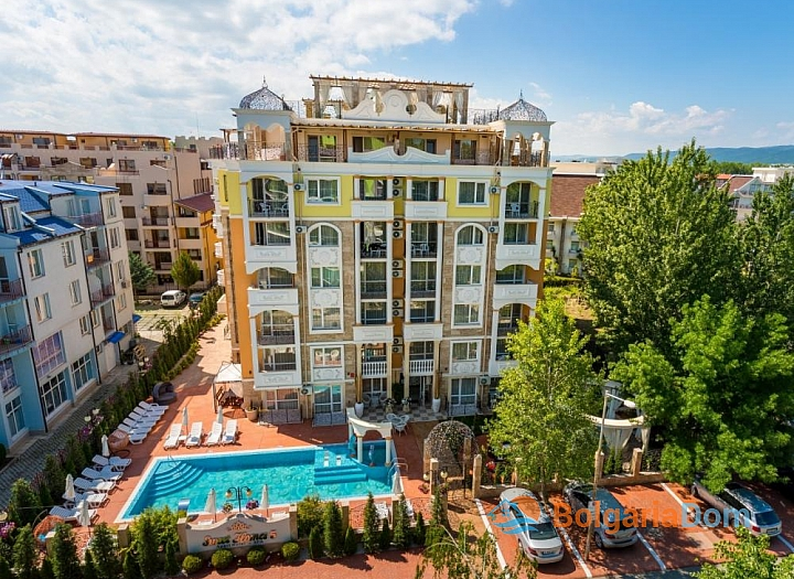 Двухкомнатная квартира в комплексе Sweet Homes 5. Фото 12