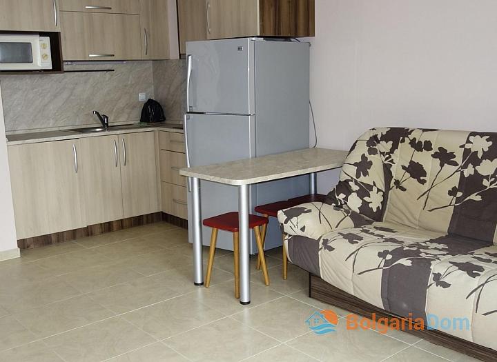 Трехкомнатная квартира  в элитном комплексе на Солнечном Берегу. Фото 3