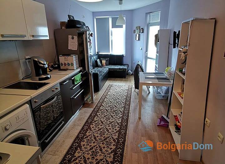Двухкомнатная квартира без таксы в Несебре - для ПМЖ. Фото 4