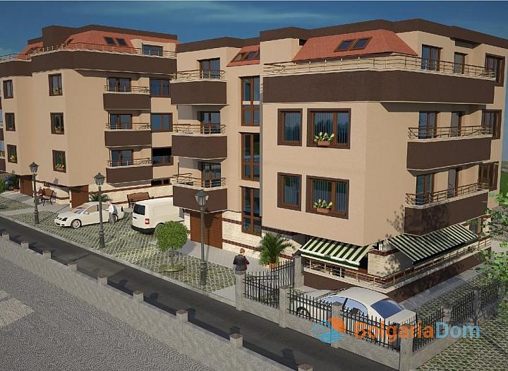 Квартиры в новостройке в Сарафово - для ПМЖ. Фото 4