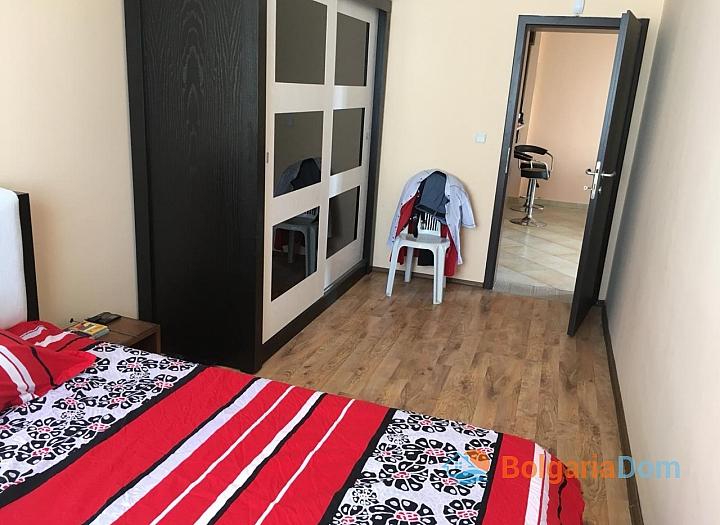 Трехкомнатная квартира на первой линии в Поморие - для ПМЖ. Фото 4