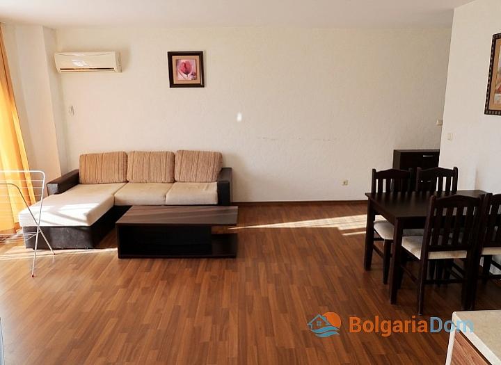 Отличная двухкомнатная квартира в Солнечном Береге. Фото 4