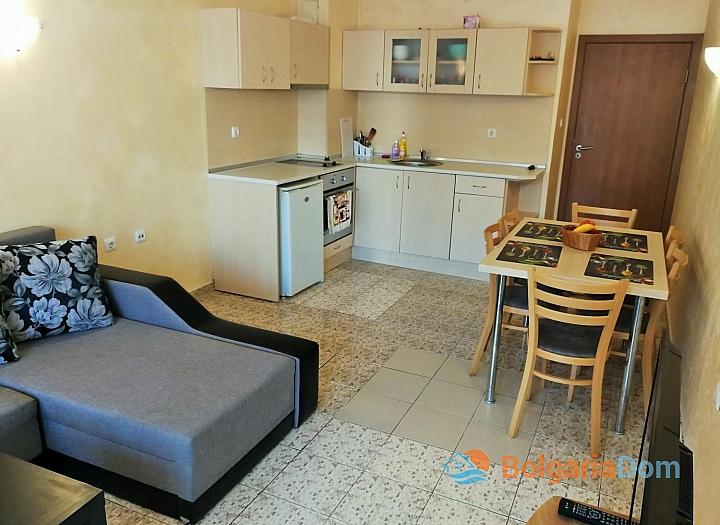 Трехкомнатная квартира в комплексе Роял Дримс, Солнечный Берег. Фото 3