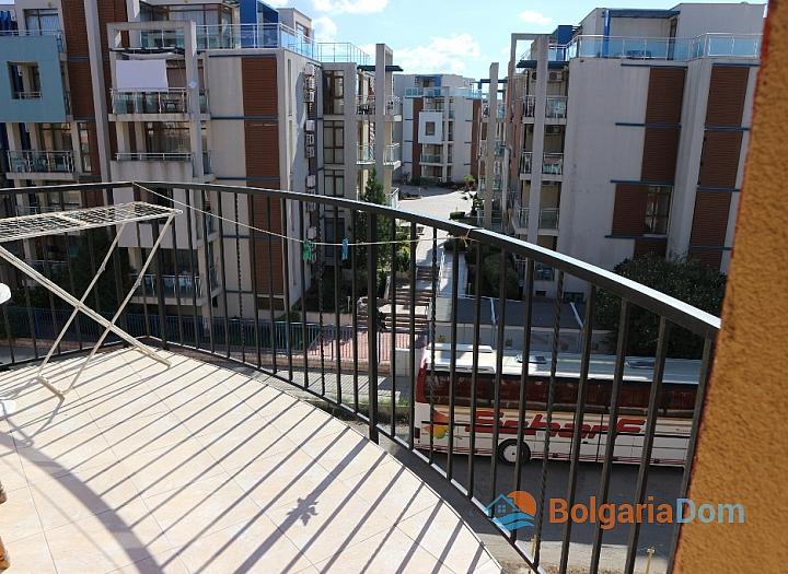 Продажа двухкомнатной квартиры у моря в Солнечном Береге. Фото 5