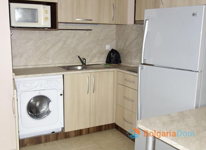 Трехкомнатная квартира  в элитном комплексе на Солнечном Берегу. Фото 5