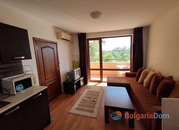 Недорогая двухкомнатная квартира в Солнечном Береге. Фото 7