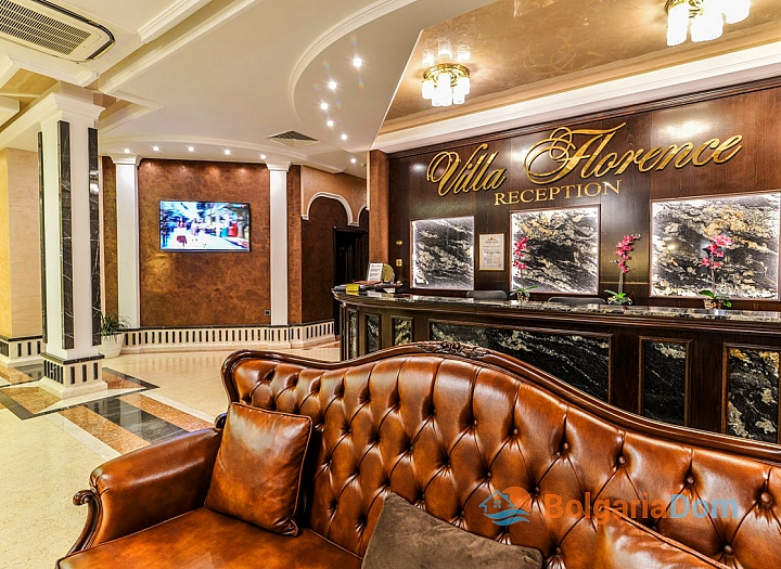 Роскошный апартамент в комплексе люкс Вилла Флоренция. Фото 32