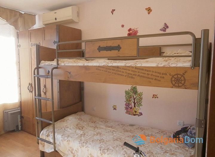 Просторная квартира с двумя спальнями в Святом Власе. Фото 13