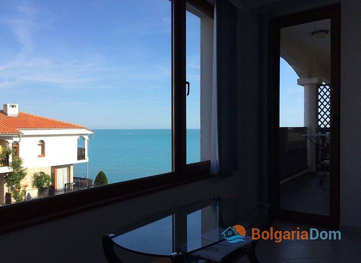 Квартира с видом на море на первой линии в Святом Власе. Фото 7