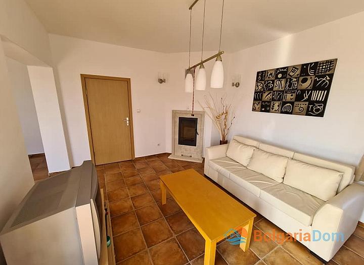 Апартамент с тремя спальнями в Несебр Гарденс, Кошарица. Фото 7