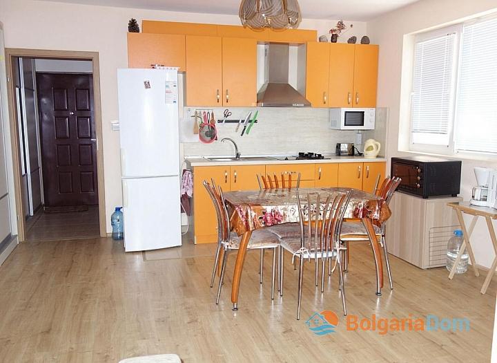 Двухкомнатная квартира с мебелью по выгодной цене. Фото 1