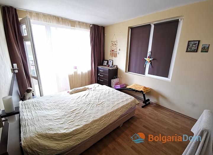 Двухкомнатная квартира без таксы в Несебре - для ПМЖ. Фото 8