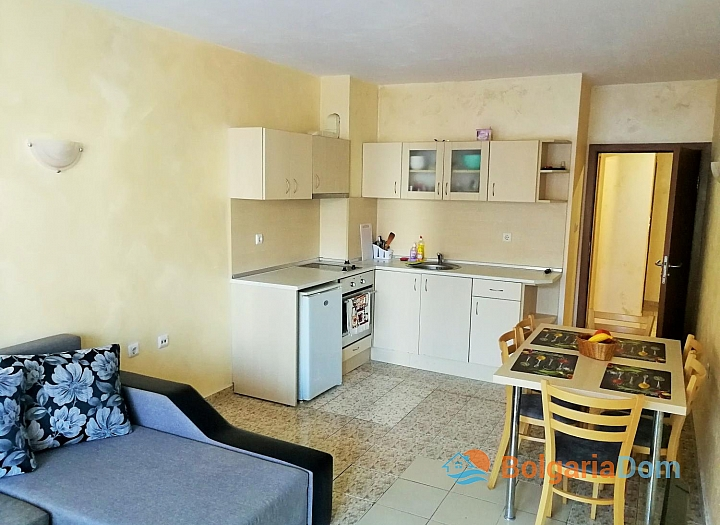 Трехкомнатная квартира в комплексе Роял Дримс, Солнечный Берег. Фото 7