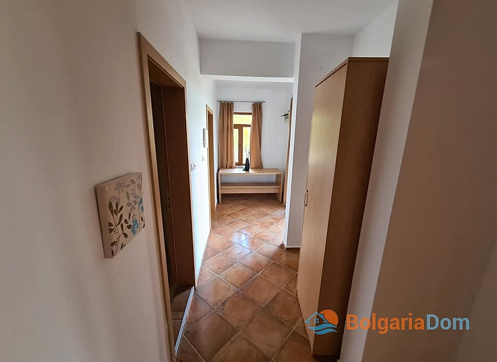 Апартамент с тремя спальнями в Несебр Гарденс, Кошарица. Фото 8