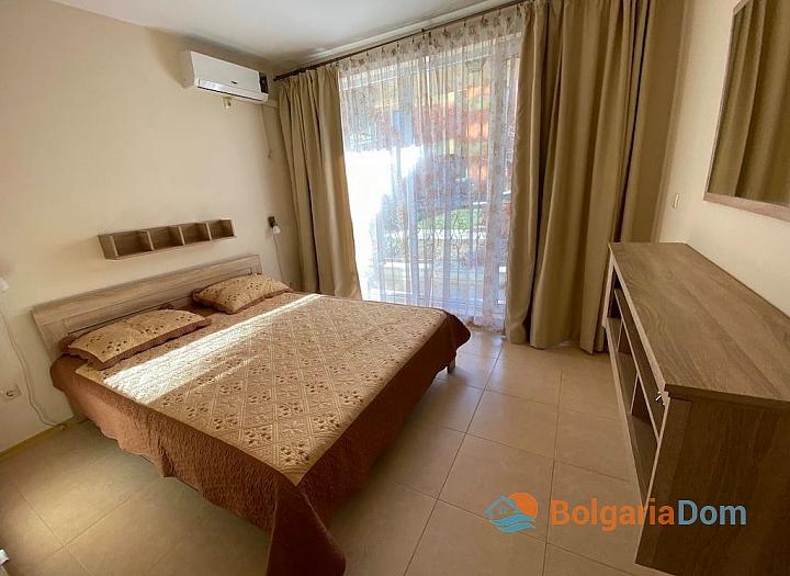 Двухкомнатная квартира в 150 м от пляжа в Равде. Фото 8