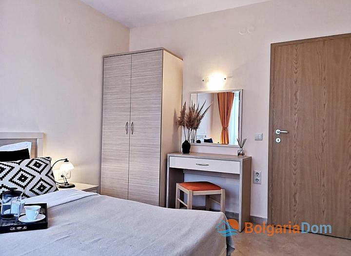 Двухкомнатная квартира в комплексе Роял Сан. Фото 4