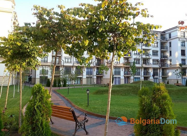Двухкомнатная квартира в Поморие, Айвазовский Парк. Фото 7
