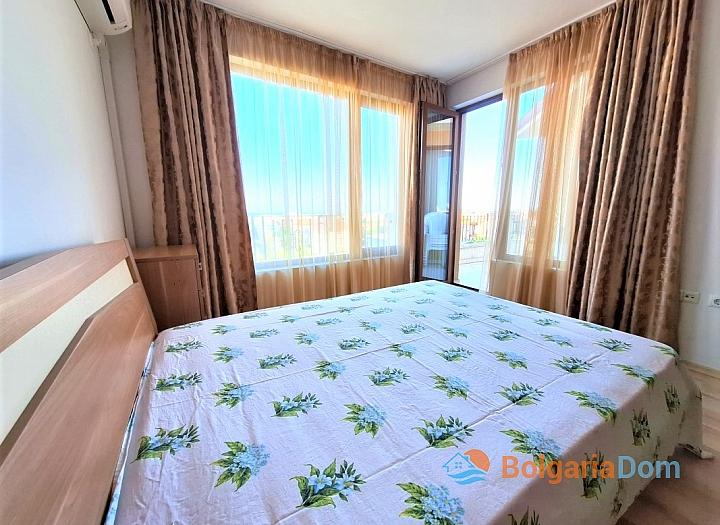 Просторная трехкомнатная квартира в центре Солнечного берега. Фото 9