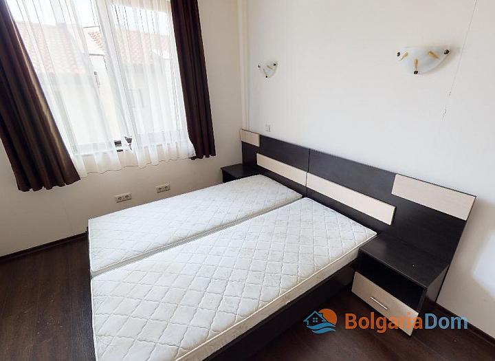 Таунхаус двумя спальнями в комплексе возле Несебра. Фото 11