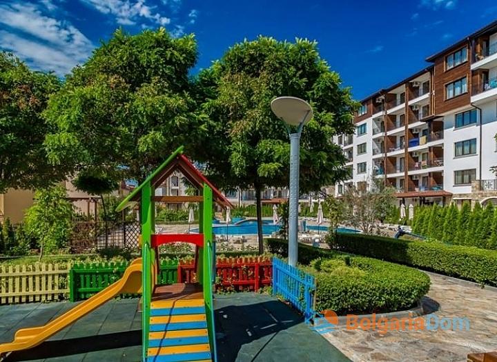 Новая двухкомнатная квартира в Равде по отличной цене. Фото 9
