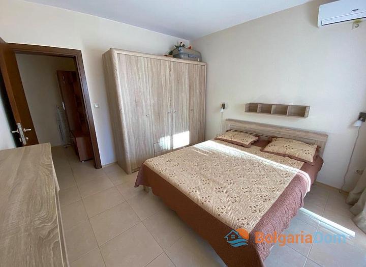 Двухкомнатная квартира в 150 м от пляжа в Равде. Фото 9