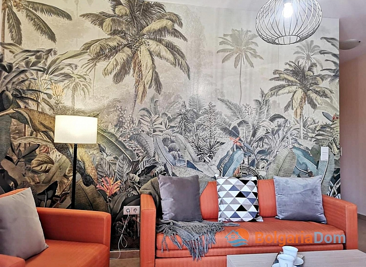 Двухкомнатная квартира в комплексе Роял Сан. Фото 13