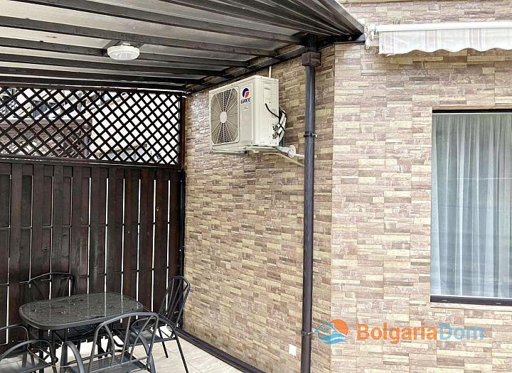 Двухкомнатная квартира для ПМЖ в городе Несебр. Фото 20