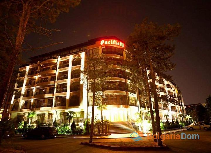 Двухкомнатная квартира в комплексе Пасифик 2 на курорте Солнечный берег. Фото 9