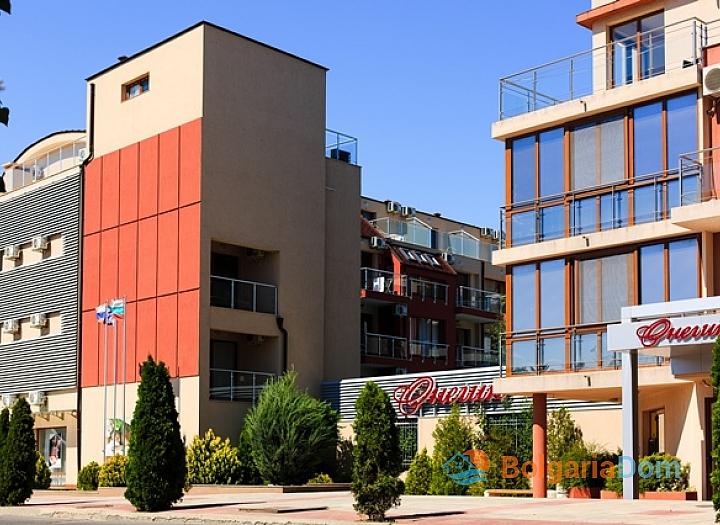 Двухкомнатная квартира в Созополе около пляжа Хармани. Фото 1