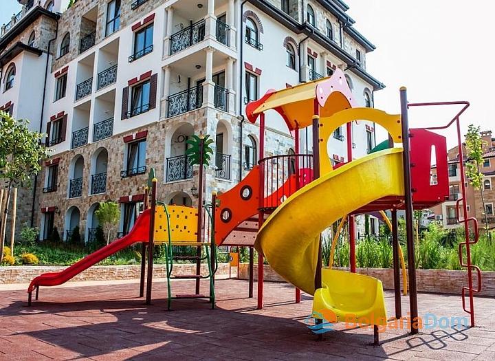 Двухкомнатная квартира в комплексе Артур, Святой Влас. Фото 12
