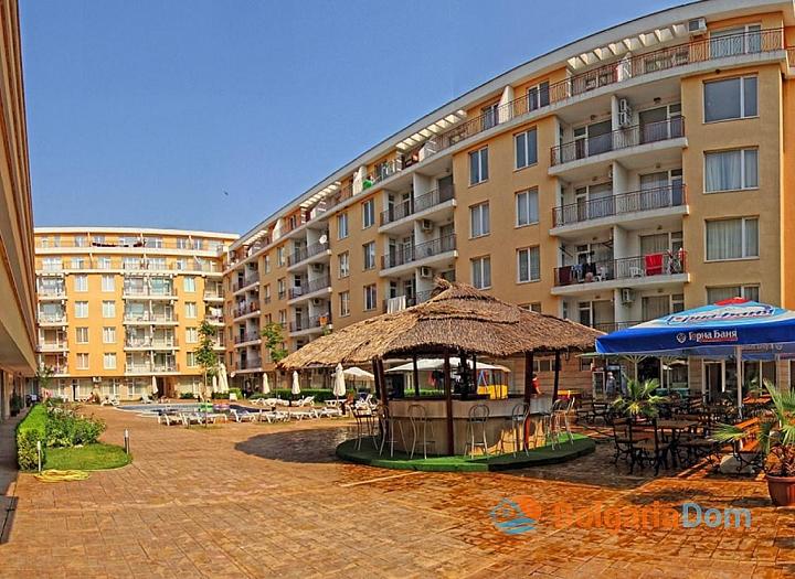 Дешевая двухкомнатная квартира в Солнечном Береге. Фото 15