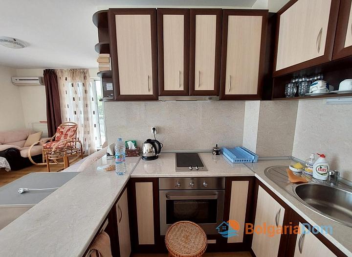 Прекрасный апартамент с двумя спальнями на Солнечном берегу. Фото 8