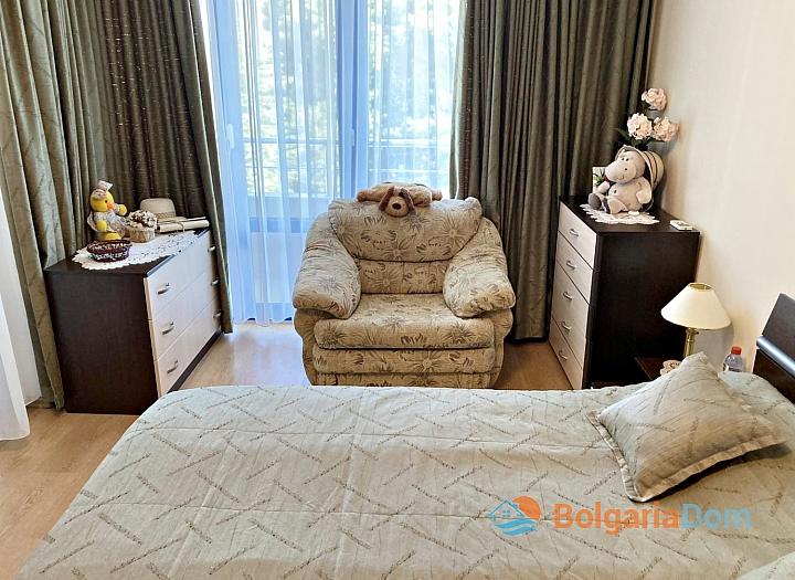 Новостройка в центральной части Бургаса. Фото 1