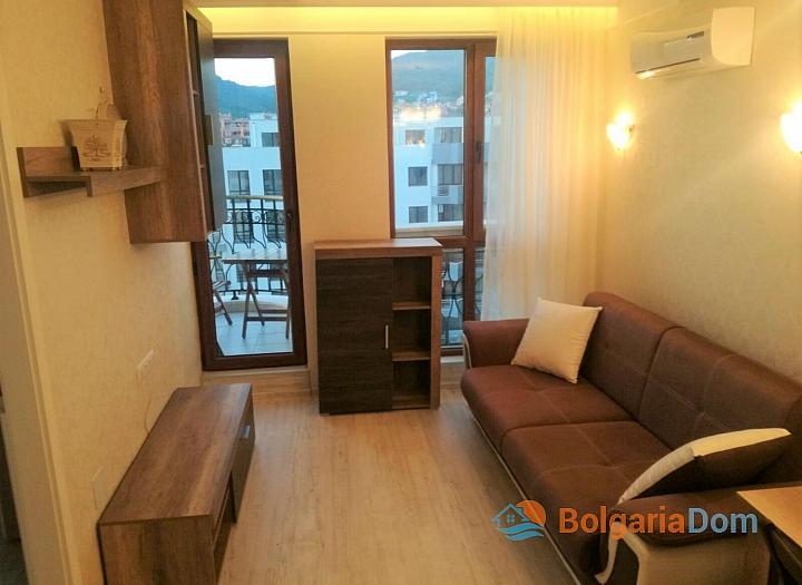 Двухкомнатный апартамент с видом на море в Святом Власе. Фото 11