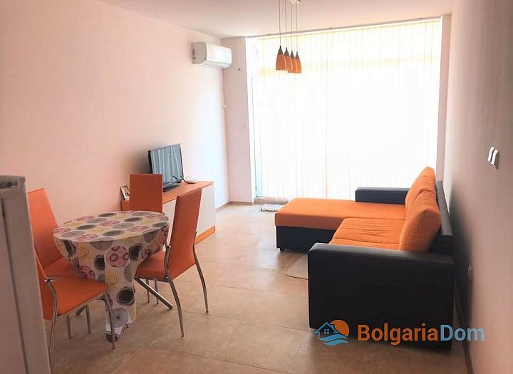 Дешевая двухкомнатная квартира в Солнечном Береге. Фото 6