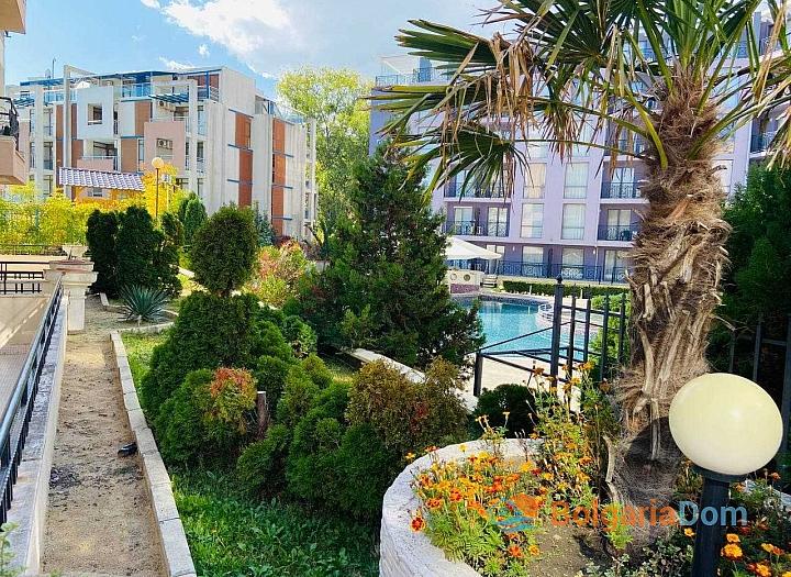 Двухкомнатная квартира в отличном комплексе рядом с лесом. Фото 4