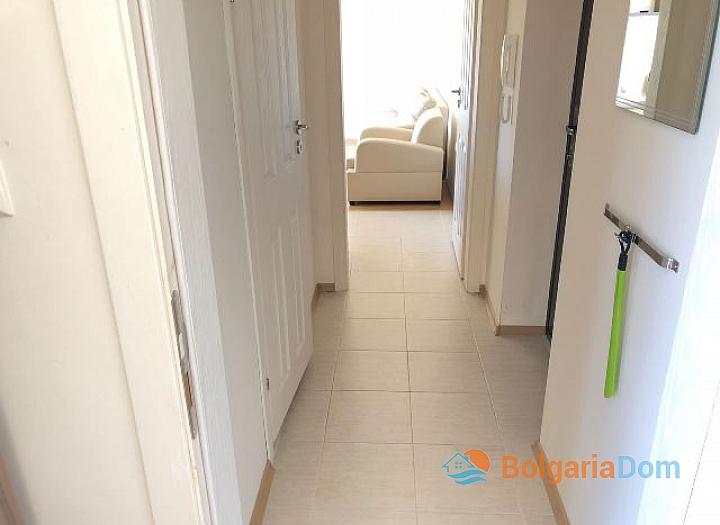 Двухкомнатная квартира в Несебре для постоянного проживания. Фото 6