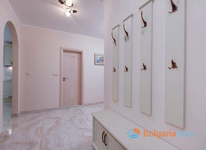 Двухкомнатная квартира в Созополе в Грин Лайф Бич Резорт. Фото 13
