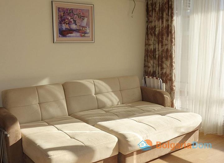 Просторная квартира с двумя спальнями в Святом Власе. Фото 7