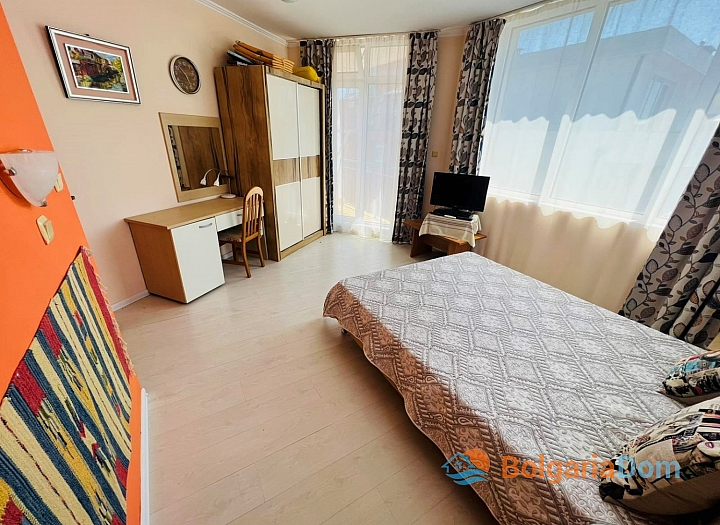 Студия с видом на море в Болгарии. Фото 18