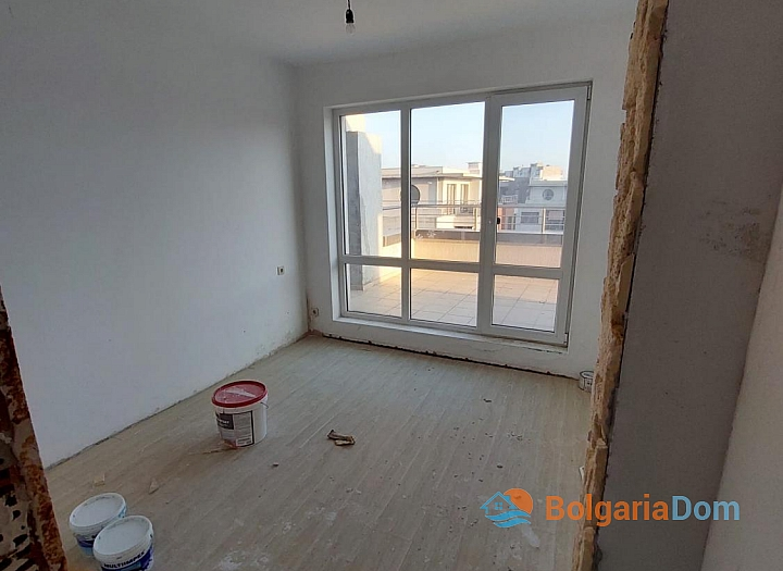 Огромный апартамент на весь этаж с панорамным видом на море и Бургас!. Фото 16