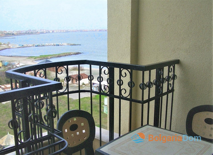 Квартира с видом на море в роскошном комплексе на первой линии. Фото 2