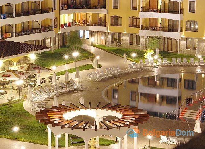 Двухкомнатная квартира в Роял Сан, Солнечный Берег. Фото 22