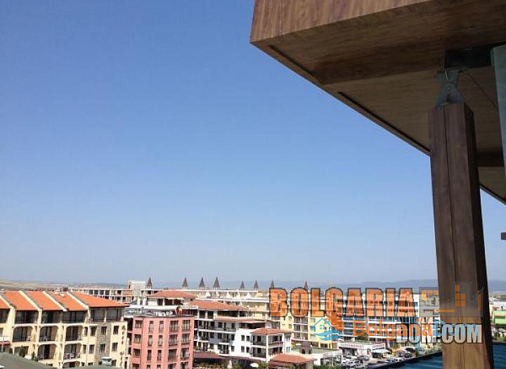 комплекс галеон - квартиры на первой линии море в Болгарии. Фото 10
