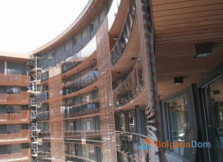 комплекс галеон - квартиры на первой линии море в Болгарии. Фото 3