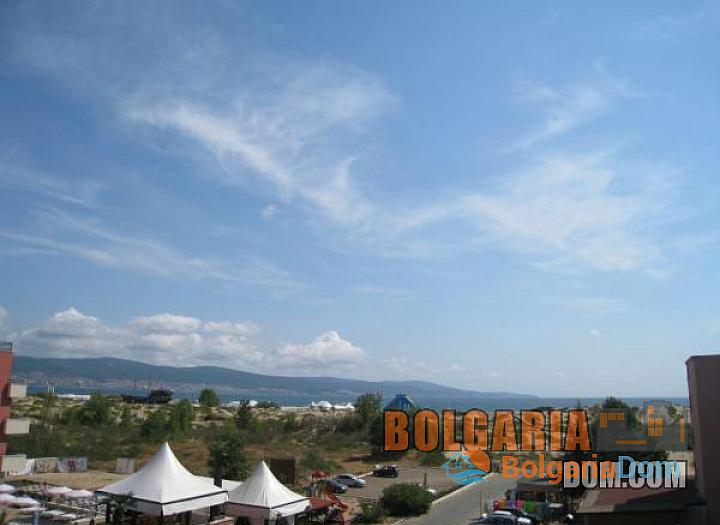 комплекс галеон - квартиры на первой линии море в Болгарии. Фото 2