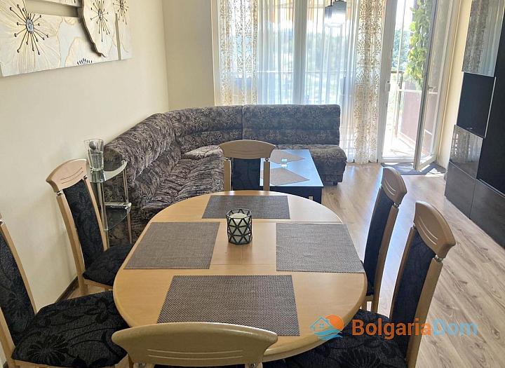 Двухкомнатная квартира в комплексе Сан Сити 1. Фото 10
