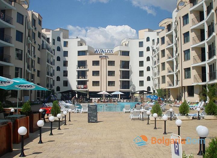 Большая квартира в комплексе Авалон. Фото 1